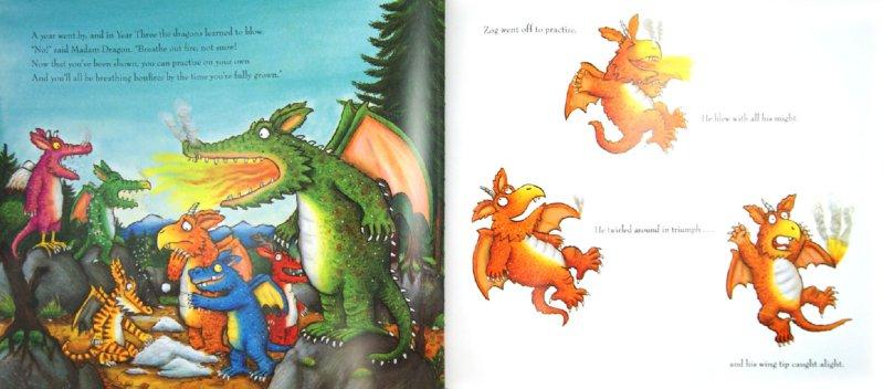 Иллюстрация 1 из 21 для Zog - Julia Donaldson | Лабиринт - книги. Источник: Лабиринт