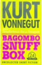 Vonnegut Kurt Bagombo snuff box kummer frederic arnold the ivory snuff box