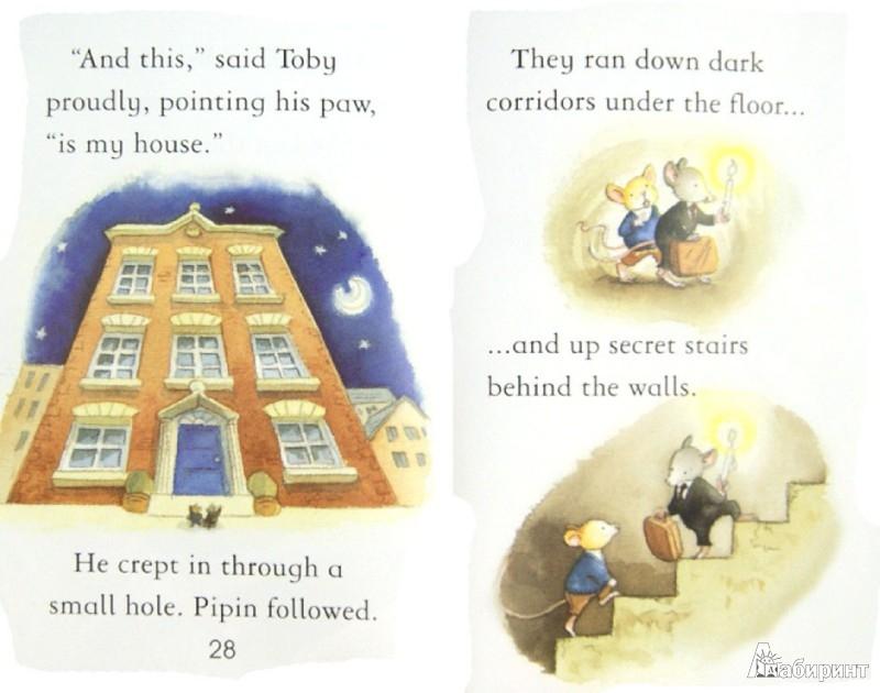 Иллюстрация 1 из 11 для The Town Mouse and The Country Mouse - Susanna Davidson | Лабиринт - книги. Источник: Лабиринт
