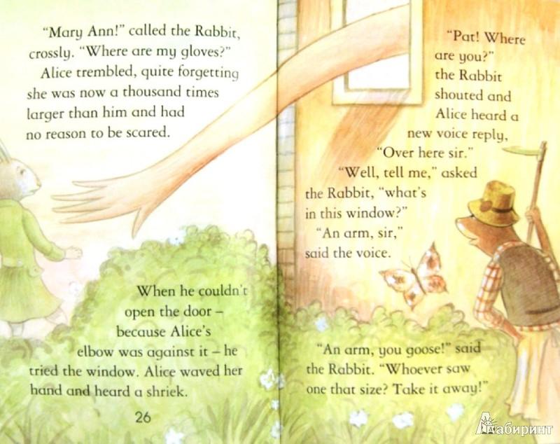 Иллюстрация 1 из 10 для Alice in Wonderland (+CD) - Lewis Carroll | Лабиринт - книги. Источник: Лабиринт