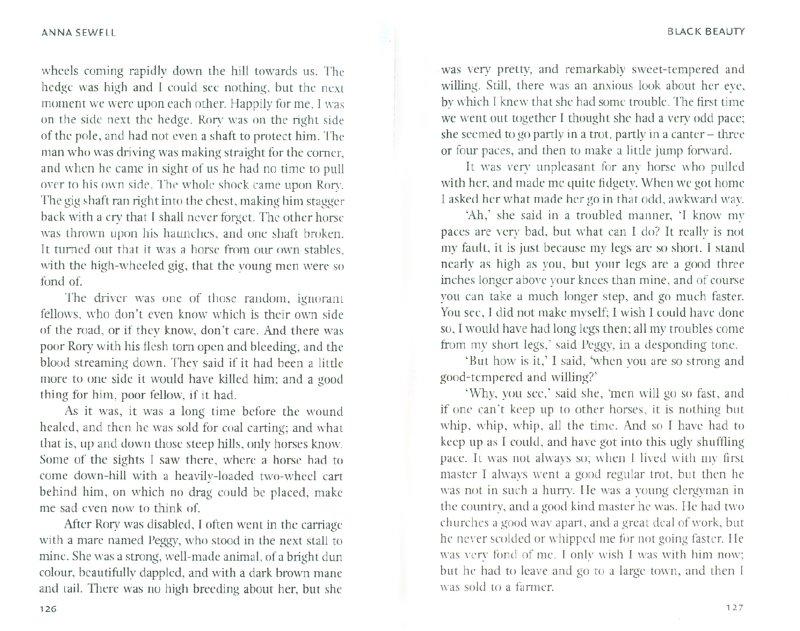 Иллюстрация 1 из 12 для Black Beauty - Anna Sewell   Лабиринт - книги. Источник: Лабиринт