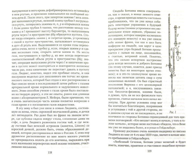 Иллюстрация 1 из 10 для Автобиографические записки - Иван Сеченов | Лабиринт - книги. Источник: Лабиринт