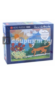 Puzzle-1000 Ромашки, Wachtmeister (29448) пазлы crystal puzzle 3d головоломка вулкан 40 деталей