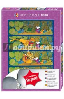 Puzzle-1000 Сюрприз-Бабуля, Mordillo, Classic (29174) puzzle 1000 сюрприз волк mordillo classics 29171