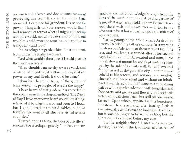 Иллюстрация 1 из 10 для The Legend of Sleepy Hollow. Stories - Washington Irving   Лабиринт - книги. Источник: Лабиринт