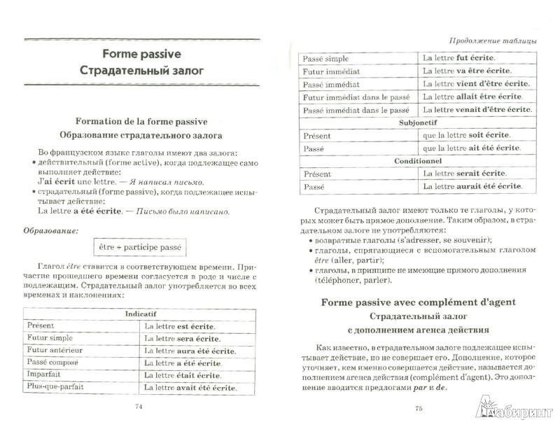 Иллюстрация 1 из 29 для Французская грамматика в таблицах и схемах - Анна Иванченко | Лабиринт - книги. Источник: Лабиринт