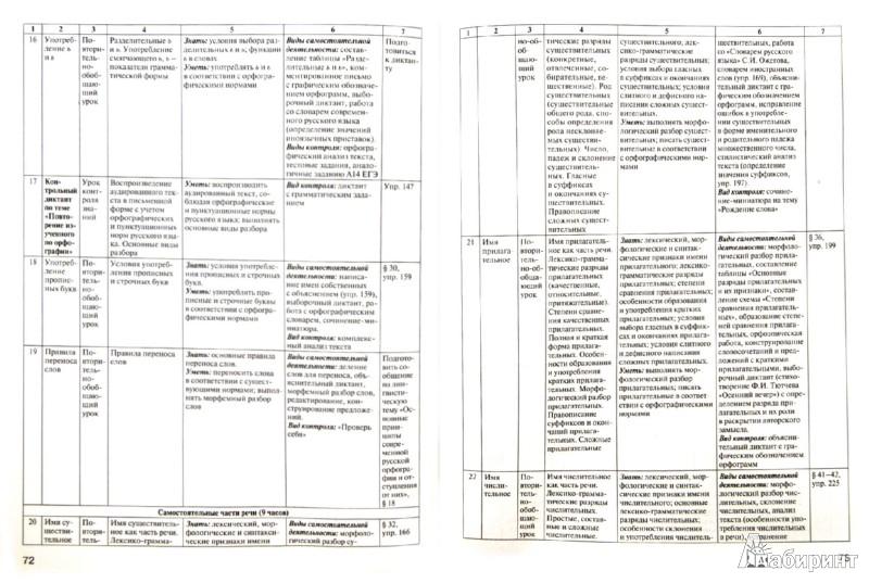 Иллюстрация 1 из 8 для Рабочие программы по русскому языку. 10-11 классы - Марина Баронова | Лабиринт - книги. Источник: Лабиринт