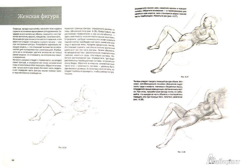 Иллюстрация 1 из 6 для Портрет и фигура. Учимся рисовать людей (+CD) - Александра Тимохович | Лабиринт - книги. Источник: Лабиринт
