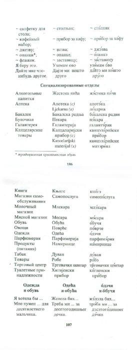 Иллюстрация 1 из 8 для Русско-сербохорватский разговорник | Лабиринт - книги. Источник: Лабиринт