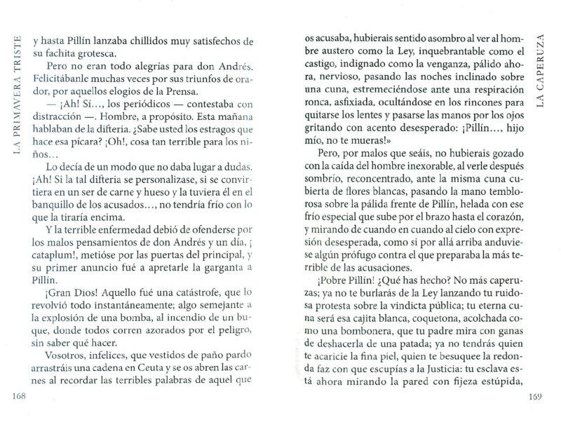 Иллюстрация 1 из 12 для Грустная весна. Книга для чтения на испанском языке - Ибаньес Бласко | Лабиринт - книги. Источник: Лабиринт