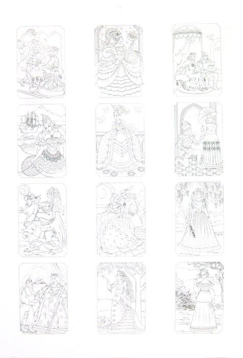 Иллюстрация 1 из 6 для Книжки-невидимки. Рыцари и принцессы | Лабиринт - книги. Источник: Лабиринт
