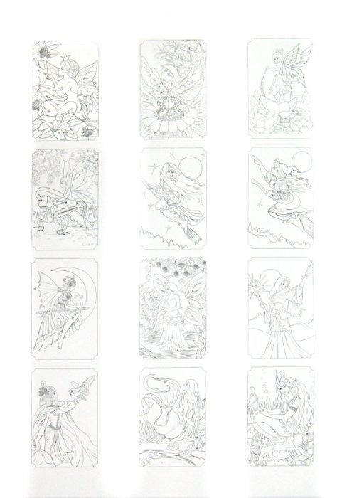 Иллюстрация 1 из 11 для Книжки-невидимки. Феи   Лабиринт - книги. Источник: Лабиринт