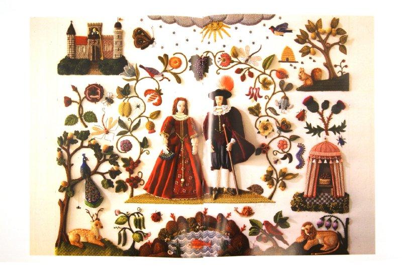 Иллюстрация 1 из 10 для Объемная вышивка. Лучшие проекты - Джен Николас   Лабиринт - книги. Источник: Лабиринт