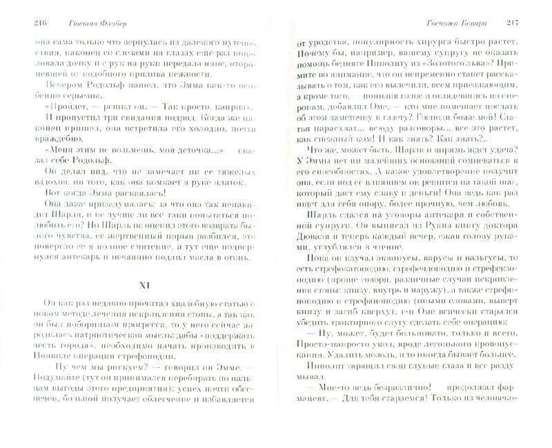Иллюстрация 1 из 10 для Госпожа Бовари - Гюстав Флобер | Лабиринт - книги. Источник: Лабиринт