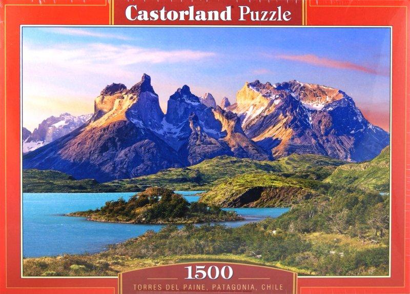 """Иллюстрация 1 из 5 для Puzzle-1500 """"Чили"""" (C-150953)   Лабиринт - игрушки. Источник: Лабиринт"""