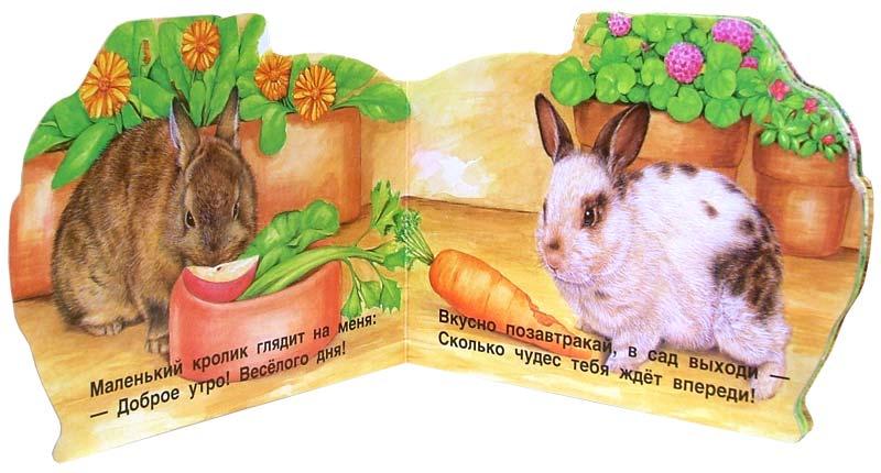 Иллюстрация 1 из 2 для Кролик. Веселые зверята - Екатерина Карганова   Лабиринт - книги. Источник: Лабиринт