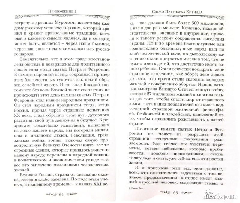 Иллюстрация 1 из 5 для Святые Петр и Феврония Муромские | Лабиринт - книги. Источник: Лабиринт