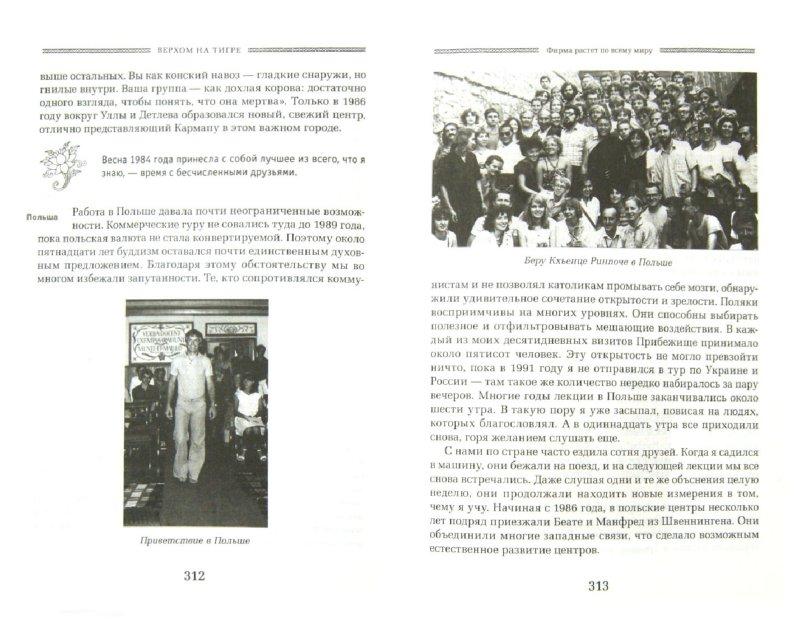Иллюстрация 1 из 9 для Верхом на тигре. Европейский ум и буддийская свобода - Оле Нидал | Лабиринт - книги. Источник: Лабиринт