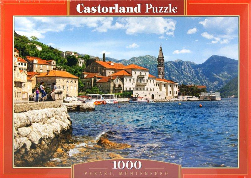 """Иллюстрация 1 из 17 для Puzzle-1000 """"Черногория"""" (С-102488)   Лабиринт - игрушки. Источник: Лабиринт"""