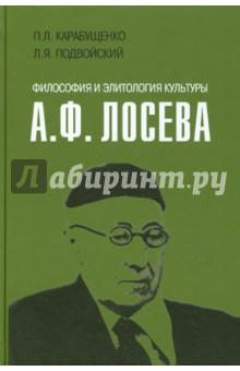 Философия и элитология культуры А.Ф.Лосева от Лабиринт