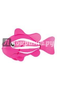 РобоРыбка. Розовая рыбка Клоун (2501-2) роборыбка zuru клоун 2501 4