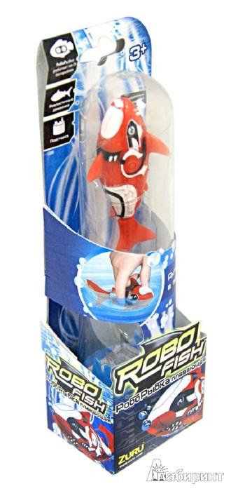 Иллюстрация 1 из 3 для РобоРыбка. Красная Акула (2501-8) | Лабиринт - игрушки. Источник: Лабиринт