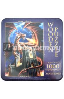 """Puzzle-1000 """"Ярость Дракона, Anne Stokes"""" (10010)"""