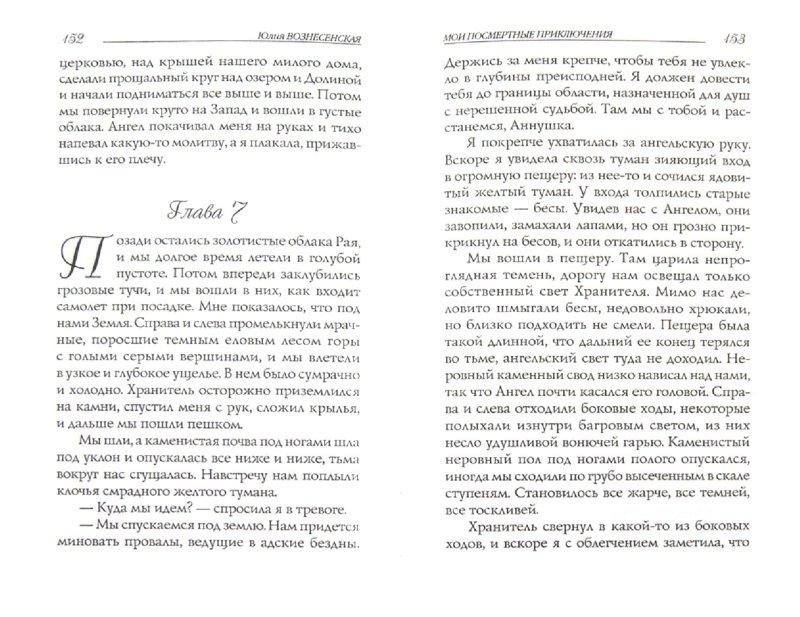 Иллюстрация 1 из 17 для Мои посмертные приключения - Юлия Вознесенская   Лабиринт - книги. Источник: Лабиринт