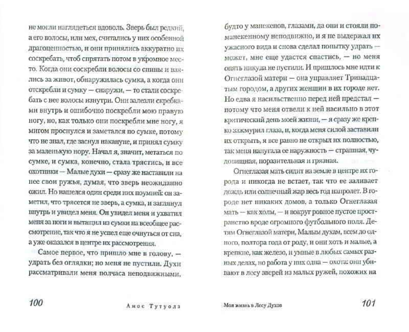 Иллюстрация 1 из 7 для Моя жизнь в Лесу Духов - Амос Тутуола | Лабиринт - книги. Источник: Лабиринт