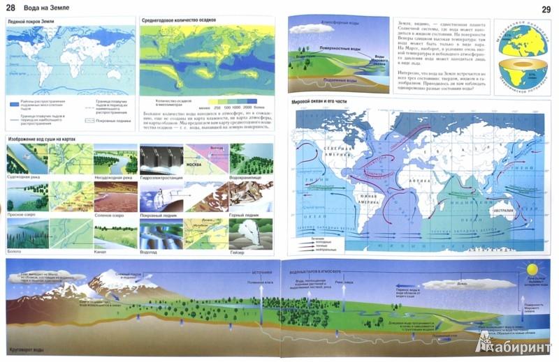 Иллюстрация 1 из 7 для Атлас. География. Начальный курс. 6 класс   Лабиринт - книги. Источник: Лабиринт