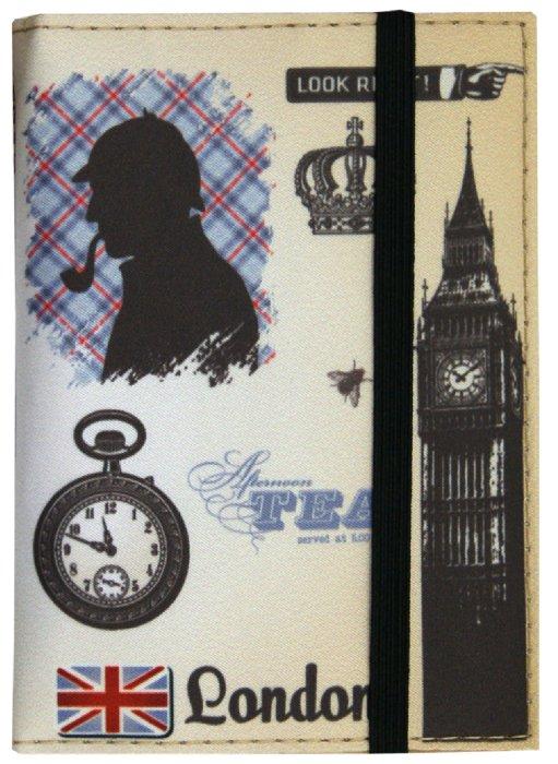 Иллюстрация 1 из 2 для Обложка для паспорта (Ps 1.132) | Лабиринт - канцтовы. Источник: Лабиринт