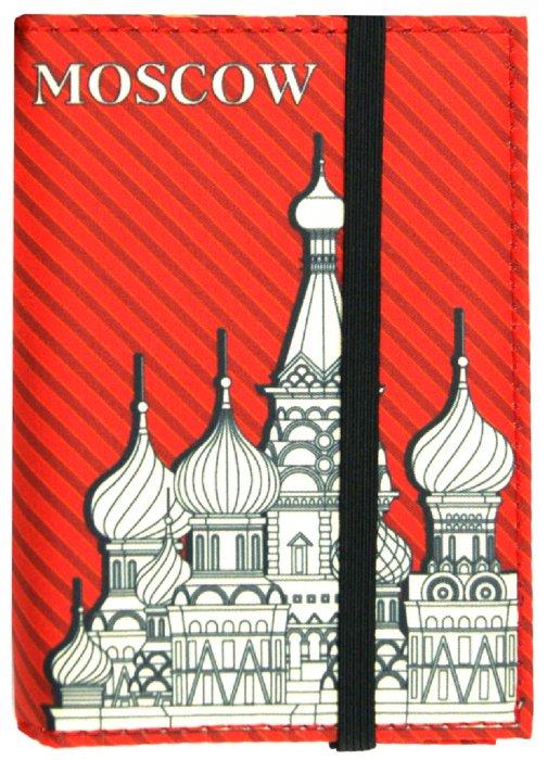 Иллюстрация 1 из 2 для Обложка для паспорта (Ps 1.134)   Лабиринт - канцтовы. Источник: Лабиринт