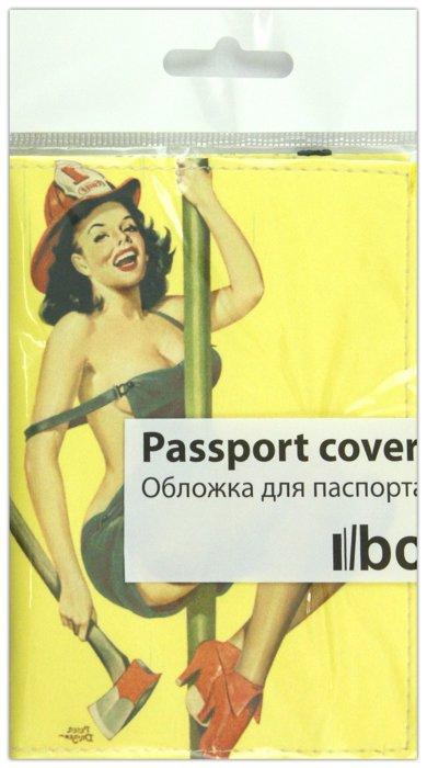 Иллюстрация 1 из 4 для Обложка для паспорта (Ps 7.4.11) | Лабиринт - канцтовы. Источник: Лабиринт
