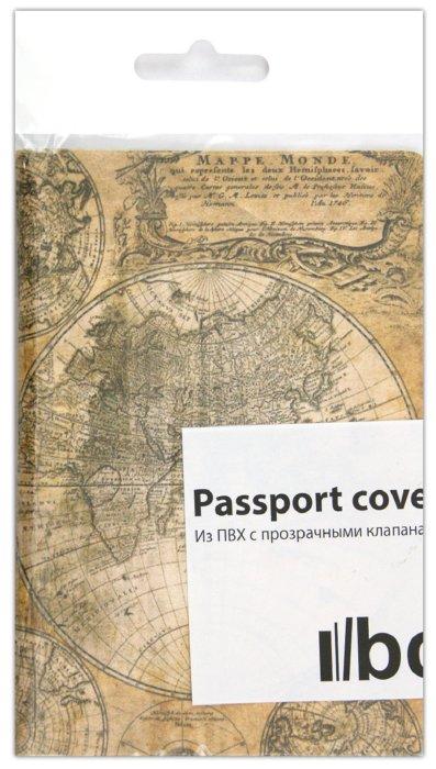 Иллюстрация 1 из 5 для Обложка для паспорта (Ps 8.9) | Лабиринт - канцтовы. Источник: Лабиринт
