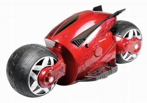 """Иллюстрация 1 из 7 для Мотоцикл радиоуправляемый """"Cyber cycle"""", красный (10180)   Лабиринт - игрушки. Источник: Лабиринт"""
