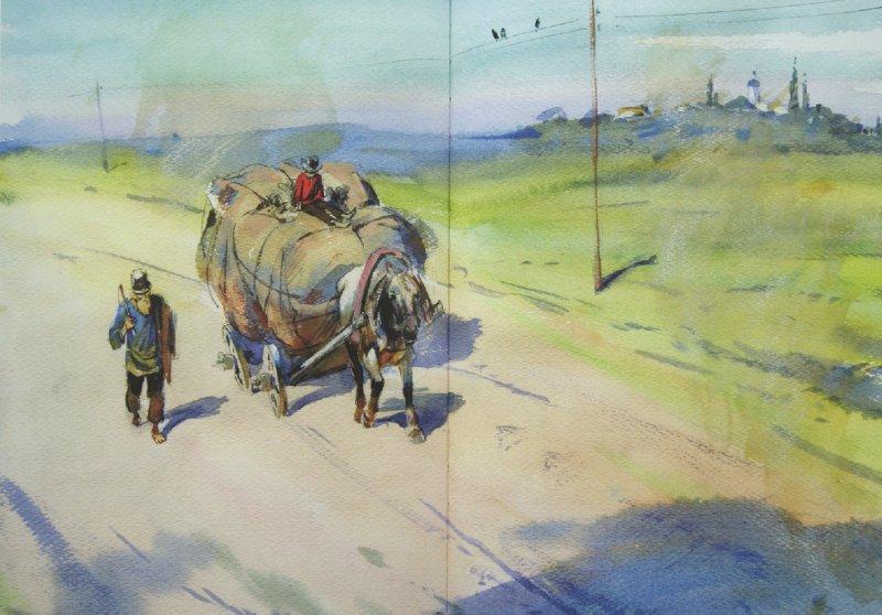 Иллюстрация 1 из 60 для Степь - Антон Чехов   Лабиринт - книги. Источник: Лабиринт