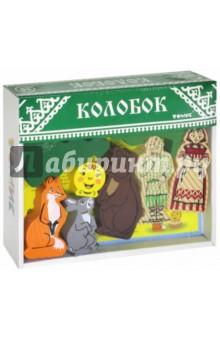 """Конструктор """"Колобок"""" 18 деталей (4534-2)"""