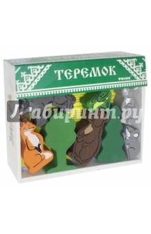 """Конструктор """"Теремок"""" 17 деталей (4534-3)"""