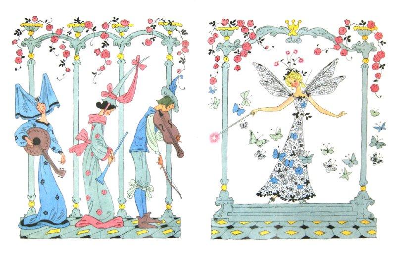 Иллюстрация 1 из 30 для Спящая красавица - Шарль Перро   Лабиринт - книги. Источник: Лабиринт