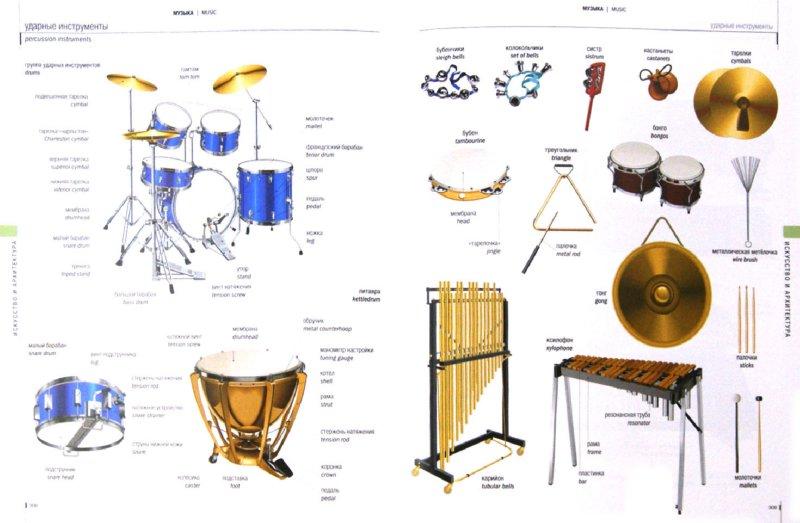 Иллюстрация 1 из 7 для Русско-английский визуальный словарь - Корбей, Аршамбо   Лабиринт - книги. Источник: Лабиринт