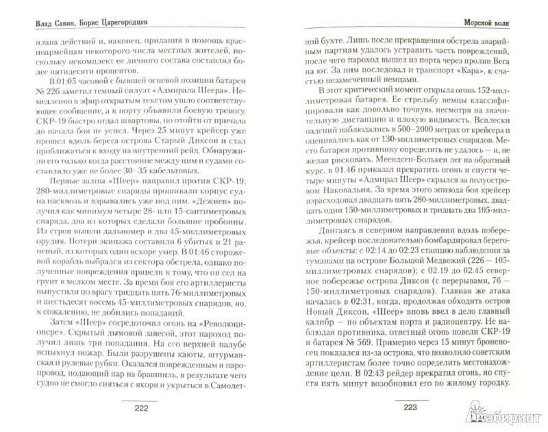 Иллюстрация 1 из 21 для Морской волк - Савин, Царегородцев | Лабиринт - книги. Источник: Лабиринт