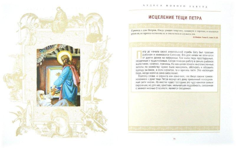 Иллюстрация 1 из 38 для Чудеса Господни. С иллюстрациями и комментариями для детей - Лев Токмаков | Лабиринт - книги. Источник: Лабиринт