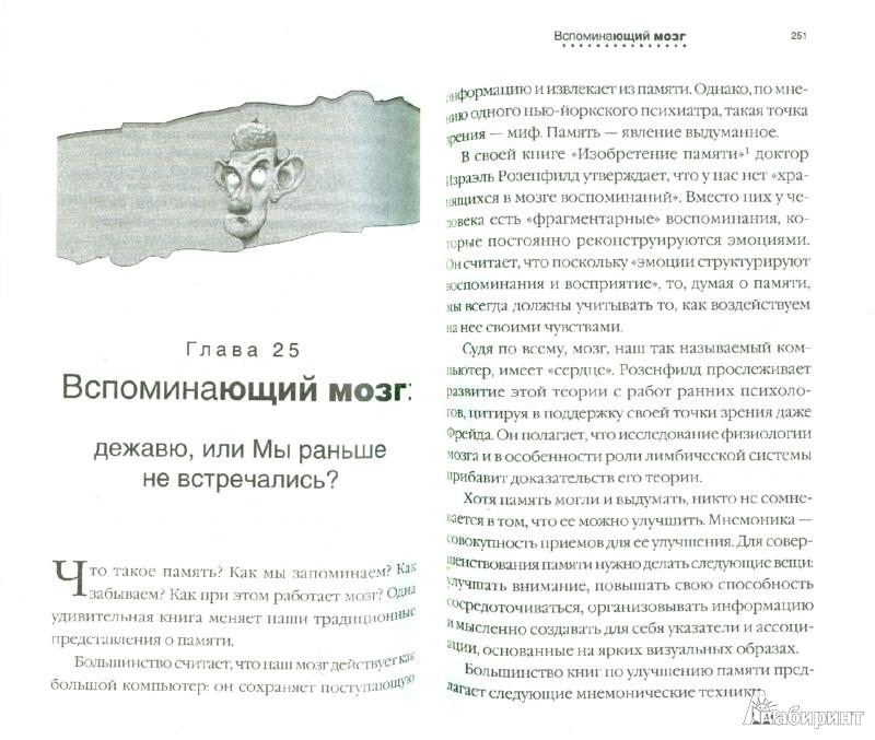 Иллюстрация 1 из 19 для Странности нашего мозга. Занимательная информация - Стивен Джуан | Лабиринт - книги. Источник: Лабиринт