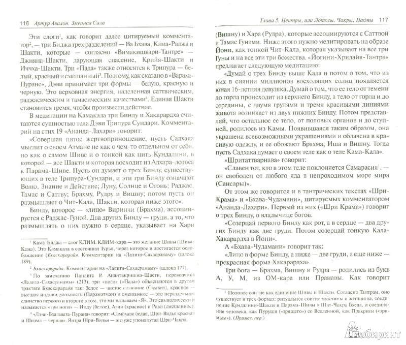 Иллюстрация 1 из 9 для Кундалини-йога. Змеиная сила - Артур Авалон | Лабиринт - книги. Источник: Лабиринт