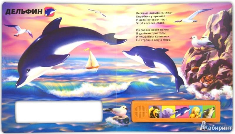 Иллюстрация 1 из 8 для Дикие животные - Мария Сябровская   Лабиринт - книги. Источник: Лабиринт