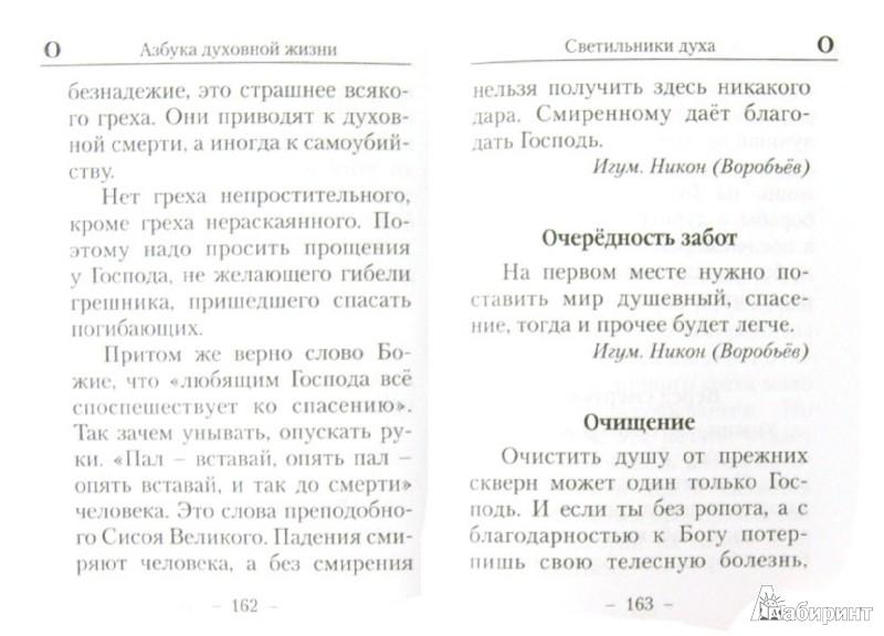 Иллюстрация 1 из 12 для Светильники духа - Архимандрит, Игумен, Схиигумен | Лабиринт - книги. Источник: Лабиринт