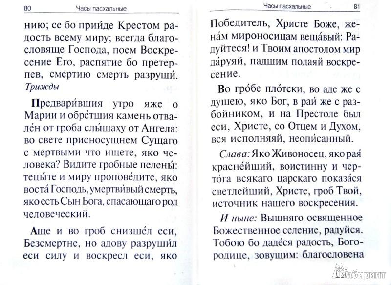 Иллюстрация 1 из 6 для Православный молитвослов с правилом ко Святому Причащению | Лабиринт - книги. Источник: Лабиринт
