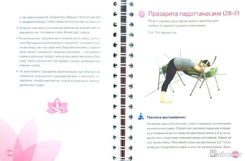 Иллюстрация 1 из 8 для Айенгар йога. Счастливая мама - Мария Шифферс | Лабиринт - книги. Источник: Лабиринт