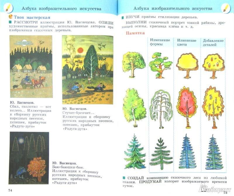 Иллюстрация 1 из 15 для Изобразительное искусство. 4 класс. Учебник. РИТМ. ФГОС - Владимир Кузин   Лабиринт - книги. Источник: Лабиринт