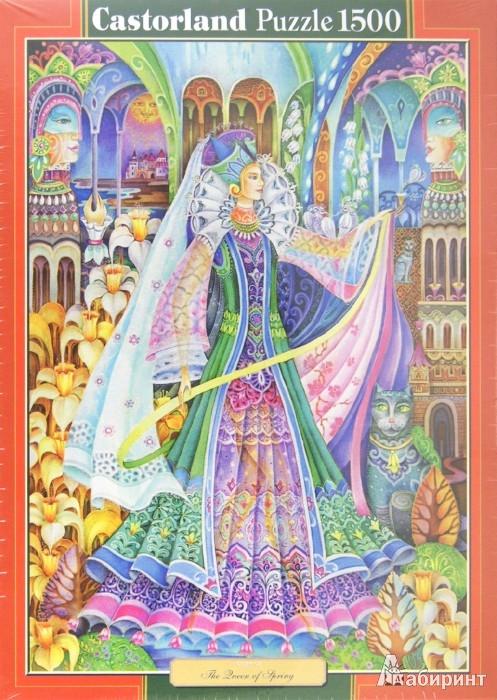 Иллюстрация 1 из 9 для Puzzle-1500. Королева Весна (С-151011) | Лабиринт - игрушки. Источник: Лабиринт